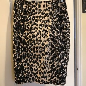 Mossimo business skirt size 4 great condition